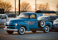 Cool Blue (HTT) (13skies) Tags: happytruckthursday truck wheels blue old painted sweet nice antique vintage htt classic chevrolet cool awesome drive pride older