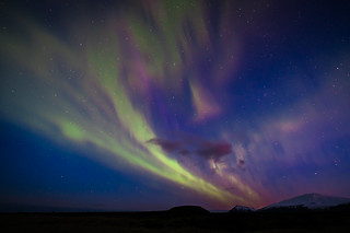 The Northern Lights - Iceland - Travel photography