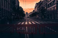 Pure street (Master Iksi) Tags: street belgrade beograd srbija serbia canon urban abstract