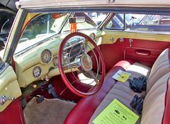 1940s Cadillac Interior (mmorriso2002) Tags: cadillac 1940s interior car carshow johnsonscornerfarm medford newjersey