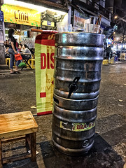Pop-Up Pub in Hanoi (Dan Augood) Tags: biahoy bia beer vietnam hanoi