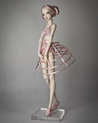 Enchanted Doll (UrsiSarna) Tags: ursi sarna fashion doll enchanted resin marina bychkova lingerie shoes wig