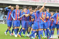 DSC_0831 (Noelia Déniz) Tags: barça filial barcelona fcb masía prat culé azulgrana mini campeones blaugrana segundadivisiónb