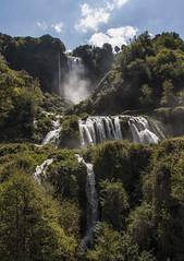 Cascate delle Marmore (Leonardo Del Prete) Tags: cascata cascate falls marmore cascatedellemarmore nera landscape paesaggio umbria