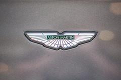 Aston Martin (Thomas Hawk) Tags: astonmartin cortemadera marin marincounty modernsunsets priime priimephotowalk vintagecars vintagecarsandmodernsunsets auto automobile car emblem fav10