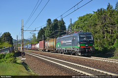 Just to start... (Marco Stellini) Tags: sbb cff ffs siemens vectron cargo international ell ms italia hupac gallarate
