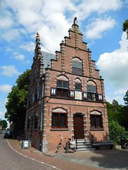 Town Hall (built 1613), Graft, The Netherlands (hjreitsma) Tags: city hall graft town