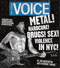 05/15 - 21/13 Village Voice (Metal-Punk-Hardcore Crossover) (NYCDreamin) Tags: punk heavymetal hardcore villagevoice nyhc 051513 052113