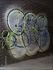 Gee / Joe (Alex Ellison) Tags: urban wall graffiti tag joe gee eastlondon throwup throwie
