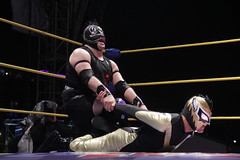 IMG_9802 (Black Terry Jr) Tags: wrestling full demon axel lucha libre zocalo mil mascaras tinieblas canek
