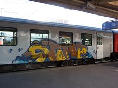 Graffiti in Graz 2013 (kami68k []) Tags: train graffiti illegal stomp graz bombing bb bunt 2013