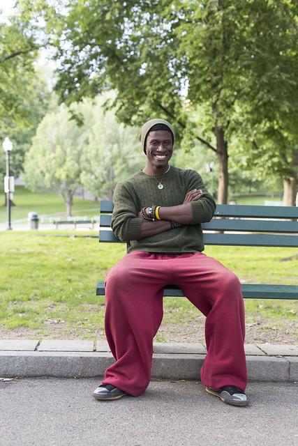 Portraits of Boston