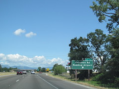 Interstate 5 - California (Dougtone) Tags: california road sign highway route freeway shield interstate expressway interstate5