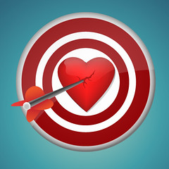 Download breaking heart with the dart vector (Freevectorzone) Tags: love heart romance celebration arrows valentines romantic symbols lovely shape redheart dart valentinesday brokenheart heartshapes breakingheart heartsymbols
