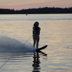 laker12346.jpg (Keith Levit) Tags: sunset summer sky lake ontario canada motion sports water speed standing fun outdoors evening holding child action dusk fulllength wave rope adventure agility waterskiing balance wakeboard tween extremesports wakeboarding challenge enjoyment lifejacket onthemove kenora lakeofthewoods oneperson courage frontview watersport splashing exhilaration watersurface traveldestinations leisureactivity keewatin weekendactivities onegirlonly squareimage preadolescentchild