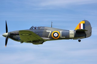 Sea Hurricane - Shuttleworth Military Pageant June 2013 - Explored :-)