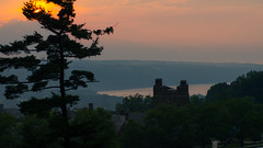 Late in the afternoon at Cornell (seekjim20) Tags: sunset newyork unitedstates cornell ithaca cayugalake nikon60mm28 nikond7000