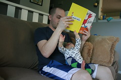 almost 8 months (betherann) Tags: baby rainbow jacob josh