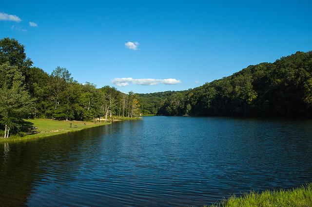 Brown County State Park - Ogle Lake