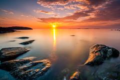 Sea of plasma II [Explore #3] (Richard Larssen) Tags: sunset bw sun norway clouds landscape norge rocks long exposure sony norwegen visit filter richard nd grad hitech rogaland nex visitnorway lberg 1018mm larssen emount richardlarssen nex6 larssenfoto