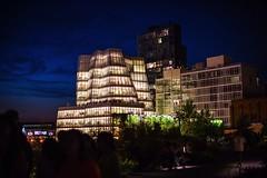 Highline Park (Denn-Ice) Tags: park street nyc newyorkcity nightphotography ny newyork night canon manhattan streetphotography canon5d canoneos 50mm12 highline 50l highlinepark canon50l canon5dmarkiii 5dmk3 5d3 uploaded:by=flickrmobile flickriosapp:filter=nofilter