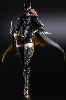 Play Arts 改 DC COMICS 變體版「蝙蝠女」