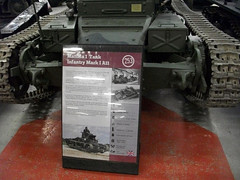 "Matilda Mk I (2) • <a style=""font-size:0.8em;"" href=""http://www.flickr.com/photos/81723459@N04/9498656015/"" target=""_blank"">View on Flickr</a>"