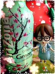 (mynx-chan) Tags: arizona cute flavor tea drink honey figure greentea kon yui keion hirasawa    uploaded:by=flickrmobile flickriosapp:filter=nofilter