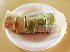 Ping Kee Popiah  @ Sembawang Hills Food Center (Lester Ong) Tags: food breakfast feast dinner lunch spring juicy nice fantastic healthy singapore soft good great central cook sausage wrap tasty vegetable delicious eat hunger meal thomson peanut roll hungry cheap popiah pingkeepopiah