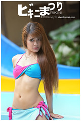 - 05 (Thomas-san) Tags: portrait people sun sexy beach beautiful beauty canon pose model pretty chinese bikini beautifulwoman beautifulpeople  cantik    beautyinnature   malaysianmodel modelchinese cewak modelapplemalaysian brittanylim
