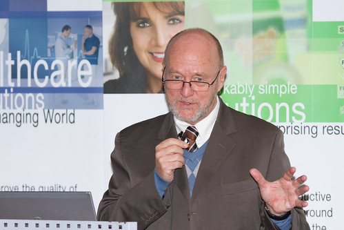 3M Innovation Centre launch - Derek Hanekom, Minister of Science and Technology-6