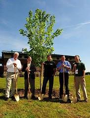 Tree Planting 2009_Michigan_June_ (DougBittinger) Tags: