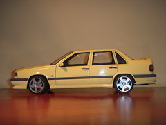 1995 Volvo 850 T5-R 1:18 Diecast by Autoart (PaulBusuego) Tags: china scale sports car wheel sedan toy drive volvo miniature ut model europe european sweden models performance swedish front made r saloon saab luxury fwd s70 compact 850 boxy diecast 740 midsize 760 960 autoart 940 t5r execuive vision:sunset=091