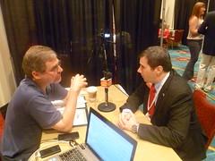Joe Kaufman radio interview