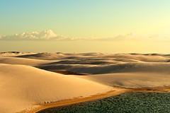 o tempo e o vento (elzauer) Tags: brazil nature brasil landscape olympus maranhao lencoismaranhenses omdem5