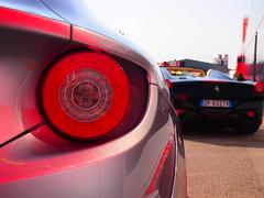 Back light (Michele Grazia) Tags: cars racing autodromo imola