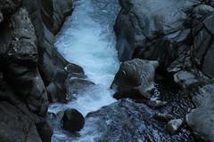 Rofflaschlucht - Roflaschlucht ( Schlucht - Canyon ) des Hinterrhein  bei Andeer - Brenburg im Schams im Kanton Graubnden - Grischun in der Schweiz (chrchr_75) Tags: oktober rio ro creek river schweiz switzerland europa suisse swiss fiume rivire bach reno christoph svizzera fluss rhine rhein strom rin rijn 1310 rivier  suissa graubnden joki rzeka flod rhin chrigu 2013 grischun bergbach hinterrhein rhenus chrchr hurni kantongraubnden chrchr75 chriguhurni rofflaschlucht albumgraubnden chriguhurnibluemailch albumrhein hurni131019 roflaschucht