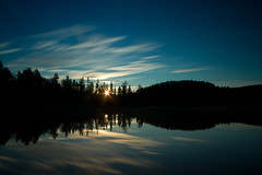 Daybreak (markvcr) Tags: park ontario canada sunrise dawn star long exposure bluesky lee algonquin filters province daybreak sunstar anawesomeshot coth5