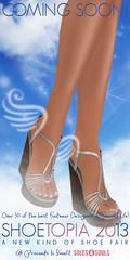 SHOETOPIA 2013 (Anessa Stine) Tags: shoes angels footwear fundraiser shoetopia laroo soles4souls fashionmodelavatar secondlife sl shoefair shoeheaven