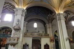 Peru Lima Catedral de Lima 07 (Rafael Gomez - http://micamara.es) Tags: peru del de y lima catedral per altar fachada baslica capilla primada