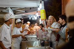 Camerano (MikePScott) Tags: camera italy food festival night lens italia fiesta events marche ancona lemarche rossoconero camerano nikon2470mmf28 nikond800