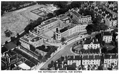 Nottingham Hospital for Women (robmcrorie) Tags: street nottingham history hospital women britain birth patient health national doctor nhs service medicine british nurse ward peel clinic lying healthcare development disease illness samaritan institution obstetrics gynaecology gyamecology