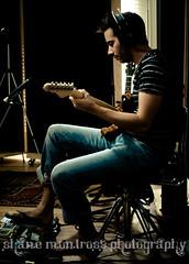 Getting Done (Shane Montross) Tags: music analog studio drums guitar tubes gear sound pedals recording danparks coytaylor chrisbeals billstaudt