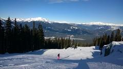 Jemma on Blackcomb (Ruth and Dave) Tags: mountain whistler skiing skier blackcomb jemma
