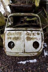 DKW-Schnellaster (monsieur menschenleer) Tags: urban abandoned decay exploring abandonment quitter decayed vieux verlassen urbex cass dcadence verfallen decadimento lasciare menschenleerat