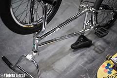 London Bike Show (violeta beral) Tags: road bike bmx suspension wheels mtb brakes cannondale trial tyres bikeshow shimano