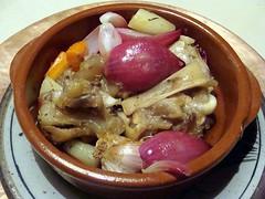 Escabeche de Manitas de Cerdo (knightbefore_99) Tags: food hot west mexico coast pig pacific pork mexican tropical pickled manita zihuatanejo guerrero cerdo trotters escabeche