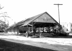 ACL depot in Perry in 1974 (TPavluvcik) Tags: florida depot perry acl scl taylorcountyflorida