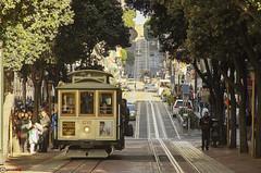 Tram N 26, San Francisco, California (german_long) Tags: sanfrancisco california usa unitedstates tram estadosunidos tranva