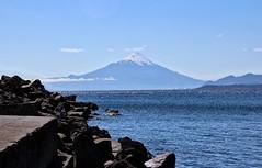Volcan Osorno (Vanu ) Tags: chile patagonia volcano day clear puertovaras volcan osorno volcanosorno